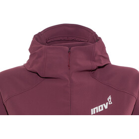 inov-8 Softshell HZ Jacket Dam purple